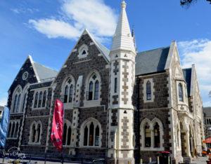 Une journée à Christchurch