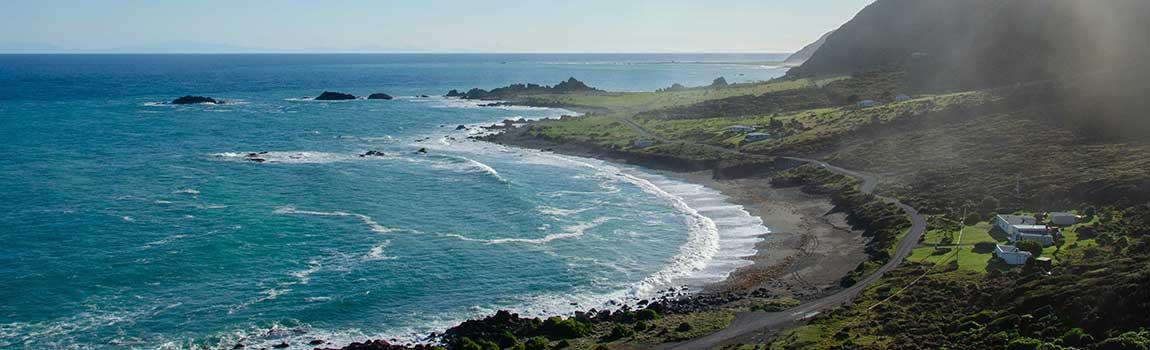 Les plus belles routes de l'île du Nord, Nouvelle-Zélande